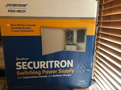 Securitron AQD6 Power Supply