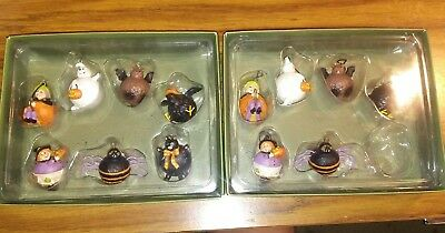 Lot Of 13  Halloween Midwest Of Cannon Falls Ornaments