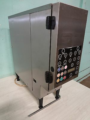 """taylor"" H.d. Commercial S.s. Counter Top 9 Flavors Shots Dispenser Machine"