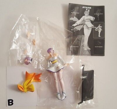 Kaiyodo KT Figure Collection DX Dead or Alive Yamaguchi shiki Action Ayane B