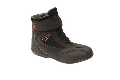 Motodry City Sports Mens Motorcycle Riding Boots Size 47 (12)