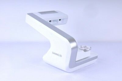 Dental 3D Scanner Shining3D AutoScan-DS-EX Structured Light exocad training