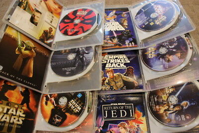 Star Wars Box Set Prequel Trilogy Rare Limited Edition Theatrical Versions Dvds