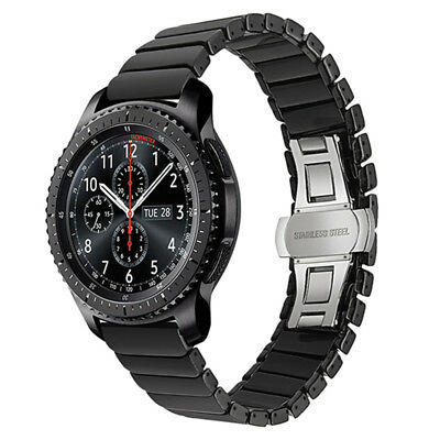 Ceramics Wristband Watch Band for Samsung Gear S3 Frontier / S3 Classic