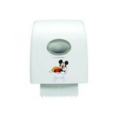 Kimberly-Clark Aquarius Slimroll Hand Towel Dispenser Mickey Mouse 6857 P2