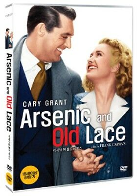 Arsenic and Old Lace (1944) - Cary Grant, Priscilla Lane DVD *NEW