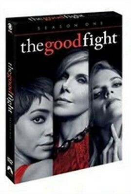The Good Fight - Stagione 1 (3 DVD) - ITALIANO ORIGINALE SIGILLATO -