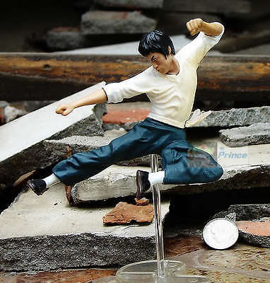 Bandai Bruce Lee Kung Fu Modell #2 Aktion Figur Rising Dragon The Big Chef Bl_2
