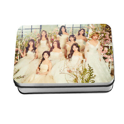 TWICE 2ND TOUR 'TWICELAND ZONE 2 : Fantasy Park' LOMO CARD 30pcs Photocards +box