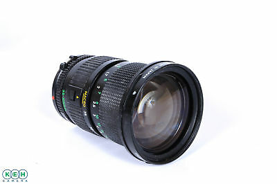Canon 35-105mm F/3.5 Macro 2-Touch FD Mount Lens {72}