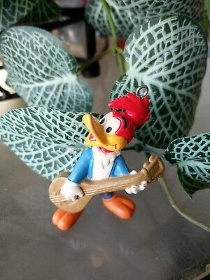 Vintage Mini Ornament *woody The Woodpecker* Mint Condition!!
