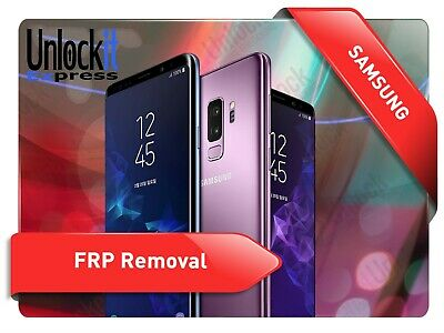 Remote Samsung FRP Google Account Lock Remove >> Most Phones Supported <<