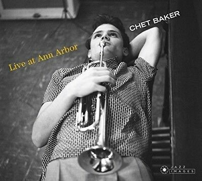 Chet Baker - Live At Ann Arbor [New CD] Bonus Tracks, Deluxe Ed, Rmst, Digipack