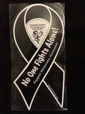 Support Melanoma Awareness Magnet (New In Package)