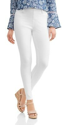 533859b4c0d Time and Tru Women s Full Length Soft Knit Color Pull On Jegging Pant Hot  Sports