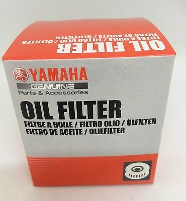 GENUINE Yamaha OIL FILTER 3FV **NEW** Motorcycle ATV Scooters