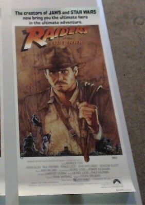 Day Bill Movie Poster - Raiders Of The Lost Ark Harrison Ford Star Wars Jaws (#2