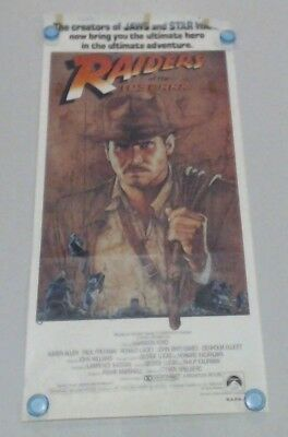 Day Bill Movie Poster - Raiders Of The Lost Ark Harrison Ford Star Wars Jaws (#3