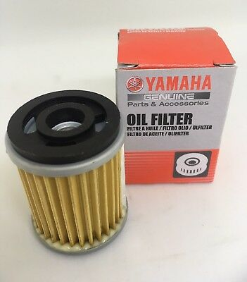 GENUINE Yamaha OIL FILTER 5H0 **NEW** Motorcycle ATV Scooters