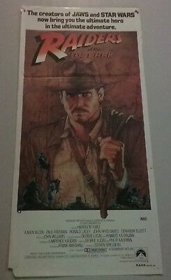 Day Bill Movie Poster - Raiders Of The Lost Ark Harrison Ford Star Wars Jaws (#5