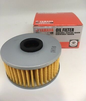 GENUINE Yamaha OIL FILTER 1L9 **NEW** Motorcycle ATV Scooters