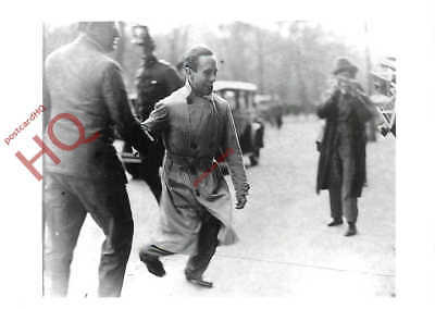 Picture Postcard; Nazi Germany, Dr Goebbels, Entering The Reichstag [Np]