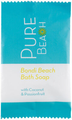 Pure Beach Guest Amenities / Air B&b Soap Sachet Pack Of 15