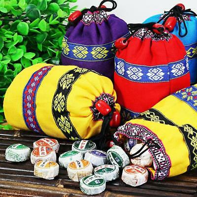 10 Different Flavors Mini Tuocha Yunnan Puer Chinese puer cha gift bag 50x;