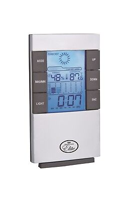 Prem-i-Air Home Weather Station Thermometer Humidity Meter Digital Wireless 1396