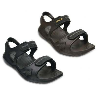 Crocs Swiftwater River Mens Sandals All Sizes in Various Colours
