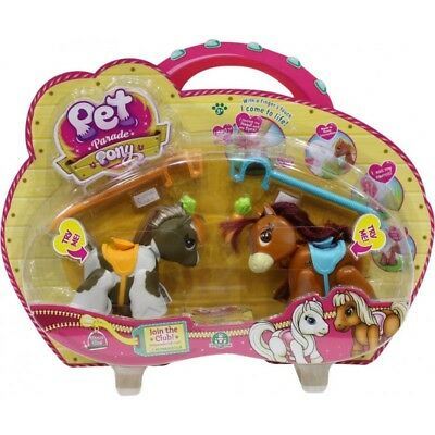 Pet Parade Ponies & Stable Playset