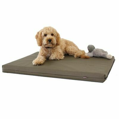 Memory Foam Joint Support Orthopaedic Dog Pet Bed Mattress Cushion with Cover