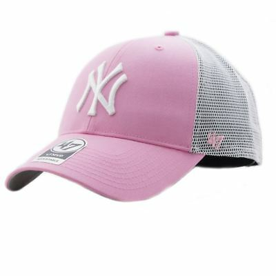 CASQUETTE MLB NEW York Yankees 47 Brand Bordeaux Homme - EUR 15,00 ... 474a5d031e75