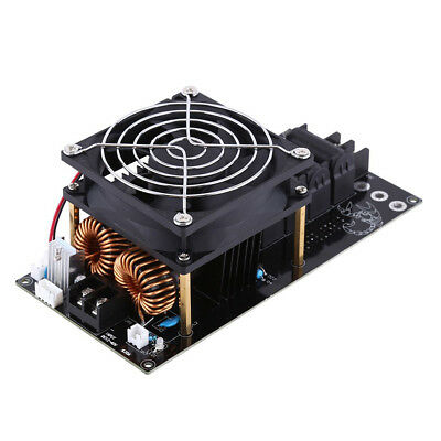 1000W 20A ZVS Induction Heating Machine Module Power Supply Board Heater + Tube