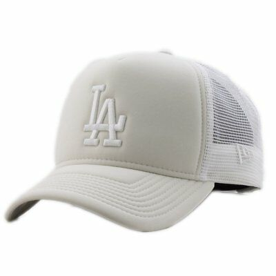 |80536512| New Era Cap – Ajustable Mlb Los Angeles Dodgers Essential Trucker bei