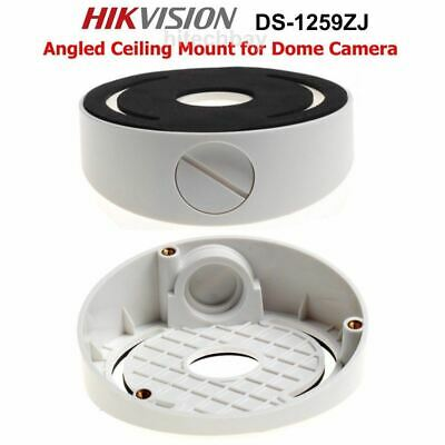 Hikvision DS-1259ZJ 15° Angled Ceiling Mount Bracket for DS-2CD21XX Dome Camera