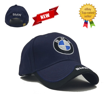 a7d2beb5f BMW BASEBALL CAP / BMW M Power unisex hat. Black. Adjustable size with ///M  logo