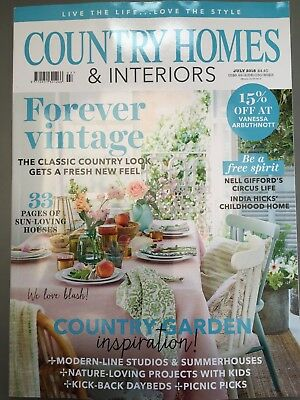 country homes interiors magazine july 7 2018 forever vintage