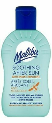 Malibu Soothing After Sun With Insect Repellent 200ml