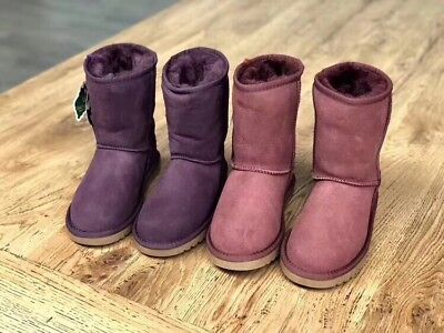 OZWEAR UGG Connection Unisex Classic 3/4 Ugg Boot