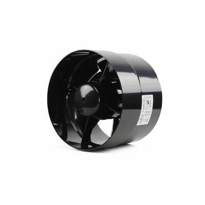 Rohrventilator D100/125/150 Black Orchid Axial Flo Inline Grow Abluft Ablüfter