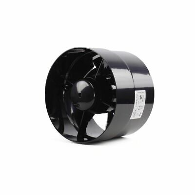 Rohrventilator D100/125/150 Black Orchid Axial Flo Turbo Grow Abluft Rohrlüfter