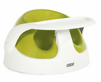 Mamas & Papas Baby Snug and Tray - Lime - New! Free Shipping!
