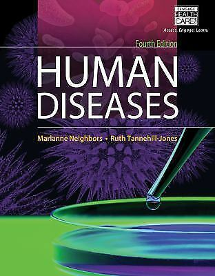 Human Diseases Fourth Edition (2015, Paperback)