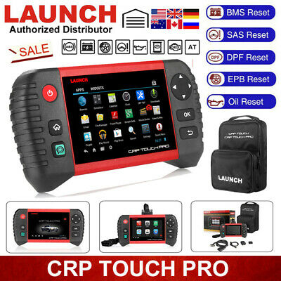 Launch CRP Touch Pro OBD2 car Diagnostic Scan Tool  Better Than CRP123/129 VII+