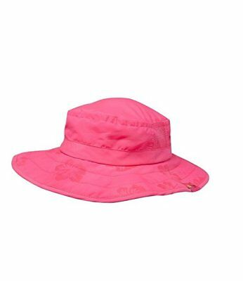 14a051a1d3d Kids Safari Hat Sun Protective Zone UPF 50+ Child Block UV Rays Shade Pink  Girls
