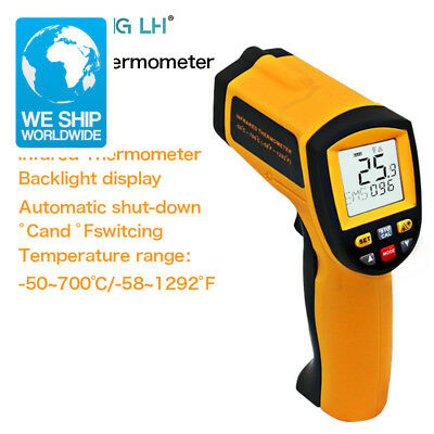 IR Infrared Temperature Tester Thermometer Laser Gun 100% Good Quality New GM700