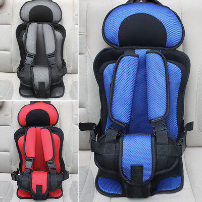 Portable Safe Baby Child Car Seat Toddler Infant Convertible Booster Chair MR01