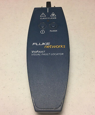 Fluke Networks VisiFault VFL - Visual Fault Locator