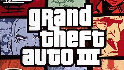 Grand Theft Auto III GTA 3 Steam CD-Key [PC & MAC] Region Free